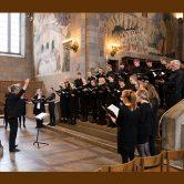 Uropførelse ved festival-gudstjeneste med Viborg Domkirkes kor og tenorsolist