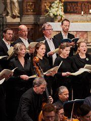 Himmelsk musik med surround sound ved Trinitatis Kantori og -Barokensemble