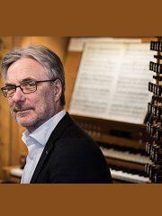 Orgelmusik fra fire århundreder med domorganist Ejner Nielsen